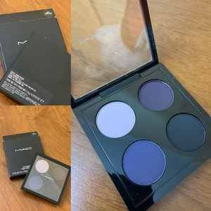 MAC Limited edition quad eyeshadow palette